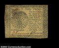 Colonial Notes:Continental Congress Issues, Continental Currency April 11, 1778 $40 About New. A Tory ...
