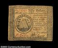 Colonial Notes:Continental Congress Issues, Continental Currency September 26, 1778 $50 Choice Very Fine....