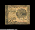 Colonial Notes:Continental Congress Issues, Continental Currency September 26, 1778 $60 Extremely Fine.