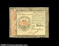 Colonial Notes:Continental Congress Issues, Continental Currency January 14, 1779 $50 Choice About New.