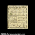 Colonial Notes:Connecticut, Connecticut October 11, 1777 3d Extremely Fine. An ...