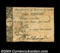 Colonial Notes:Connecticut, Connecticut 1799 Hartford & New Haven Turnpike 4c ChoiceNew....