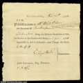 Colonial Notes:Connecticut, 1782 Pay Table Office Document. Apparently a Connecticut ...