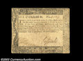 Colonial Notes:Maryland, Maryland August 14, 1776 $6 Choice Very Fine. A nice ...