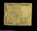 Colonial Notes:Massachusetts, Massachusetts December 7, 1775 2s8d About Very Fine. A ...