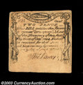 Colonial Notes:Massachusetts, Massachusetts October 16, 1778 2d Extremely Fine. A very ...
