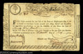 Colonial Notes:Massachusetts, Massachusetts January 1, 1780 Treasury Certificate. This ...