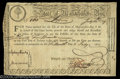 Colonial Notes:Massachusetts, Massachusetts 1779 Treasury Certificate. These six percent ...