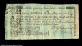 Colonial Notes:New Hampshire, U.S. 97-6A New Hampshire Continental Loan Office Bill of ...