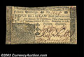 Colonial Notes:New Jersey, New Jersey December 31, 1763 15s Choice New. Very closely ...