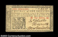 Colonial Notes:New Jersey, New Jersey March 25, 1776 1s Very Choice New. The margins ...