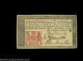 Colonial Notes:New Jersey, New Jersey March 25, 1776 18d Gem New. A beautiful example ...