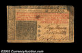Colonial Notes:New Jersey, New Jersey March 25, 1776 15s Very Fine. There is a stain ...