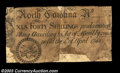 Colonial Notes:North Carolina, North Carolina April 4, 1748 40s. A number of chunks are ...
