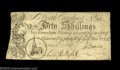 Colonial Notes:North Carolina, North Carolina March 9, 1754 40s Choice Very Fine. Just a ...