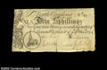 Colonial Notes:North Carolina, North Carolina March 9, 1754 40s Choice Very Fine. There ...