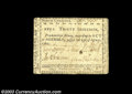 Colonial Notes:North Carolina, North Carolina April 23, 1761 30s Very Fine. A very rare ...