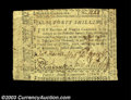 Colonial Notes:North Carolina, North Carolina December 1768 40s Extremely Fine. A problem-...
