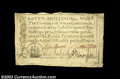 Colonial Notes:North Carolina, North Carolina December 1771 10s Choice Very Fine. A well ...