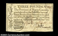 Colonial Notes:North Carolina, North Carolina December 1771 L3 Extremely Fine. Only 3000 ...