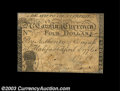 Colonial Notes:North Carolina, North Carolina April 2, 1776 $4 Very Fine. The variety ...