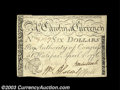 Colonial Notes:North Carolina, North Carolina April 2, 1776 $6 About New. Well margined ...