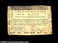 Colonial Notes:North Carolina, North Carolina May 15, 1779 $20 Choice Very Fine. Very ...