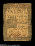 Colonial Notes:Pennsylvania, Pennsylvania May 20, 1758 20s Fine. Well circulated but ...