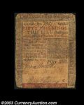 Colonial Notes:Pennsylvania, Pennsylvania April 25, 1759 50s Very Fine. A very nice red ...