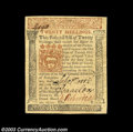 Colonial Notes:Pennsylvania, Pennsylvania March 20, 1771 20s Choice Extremely Fine. ...