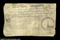 Colonial Notes:South Carolina, South Carolina June 1, 1775 L10 Very Fine. There are a few ...