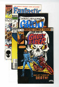 Modern Age (1980-Present):Miscellaneous, Marvel Modern Age Group (Marvel, 1981-94) Condition: Average VF/NM.... (Total: 26 Comic Books)