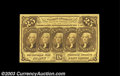 Fractional Currency:First Issue, Fr. 1281 25c First Issue Gem New. A real beauty, with ...