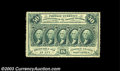 Fractional Currency:First Issue, Fr. 1310 50c First Issue Very Choice New. Deeply ...
