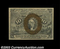 Fractional Currency:Second Issue, Fr. 1245 10c Second Issue Gem New. Very broadly margined ...