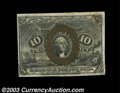 Fractional Currency:Second Issue, Fr. 1249 10c Second Issue Choice About New. A near-...