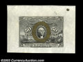 Fractional Currency:Second Issue, Fr. 1314SP 50c Second Issue Wide Margin Face Choice About ...