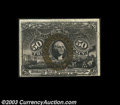 Fractional Currency:Second Issue, Fr. 1322 50c Second Issue About New. This otherwise very ...