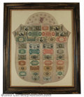 Fractional Currency:Shield, Pink Fractional Currency Shield. There are perhaps two ...