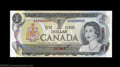 Canadian Currency: , BC46A, BC47A, BC49A, BC51A $1 1973, $2 1974, $10 1971, $50 ...