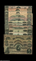 Confederate Notes:Group Lots, 1864 Confederates.