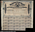 Confederate Notes:Group Lots, Confederate States of America Bond $500 February 17, 1864 ...