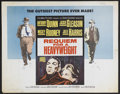 """Movie Posters:Sports, Requiem for a Heavyweight (Columbia, 1962). Half Sheet (22"""" X 28""""). Drama. Starring Anthony Quinn, Jackie Gleason, Mickey Ro..."""