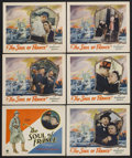 """Movie Posters:War, The Soul of France (Paramount, 1928). Title Lobby Card (11"""" X 14"""")and Lobby Cards (5) (11"""" X 14""""). War. Starring Georges Ch...(Total: 6 Items)"""