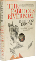 Books:First Editions, Philip José Farmer: The Fabulous Riverboat. (New York: G. P.Putnam's Sons, 1971), first edition, 253 pages, jacket illu...