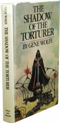 Books:Signed Editions, Gene Wolfe: Signed First Edition of The Shadow of the Torturer. Volume One of the Book of the Sun. (New York: Simon...