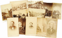19th Century Carte de Visite Collection believed to be the personal collection of Queen Emma of Hawaii (1836-188