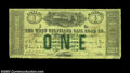 Error Notes:Obstruction Errors, Fr. 1614 $1 1935E Silver Certificate. Extremely Fine+. A ...