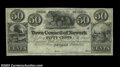 Obsoletes By State:Ohio, Newark, OH- Town Council of Newark 50¢ July 1, 1841A ...