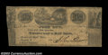Obsoletes By State:Ohio, Waverly, OH- John Row 12 1/2¢ Oct. 1837